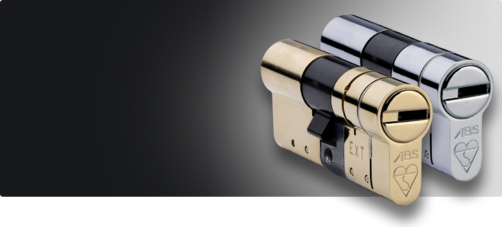 ABS Secure Cylinder Locks
