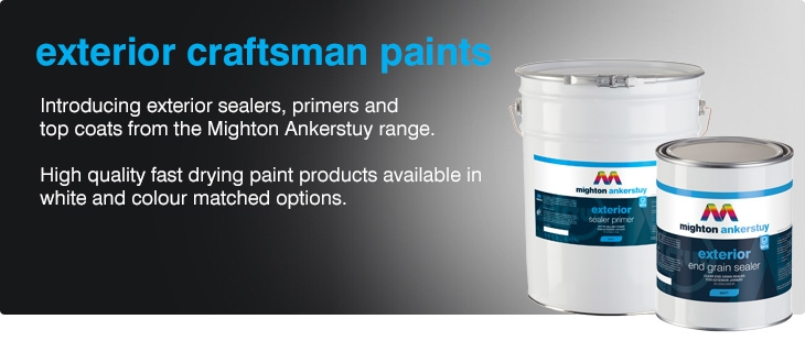 Exterior Craftsman Paints