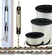 Sash Cord and Chains