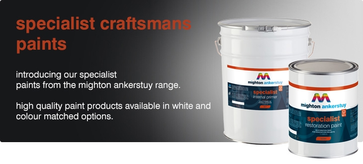 specialist craftmans paints