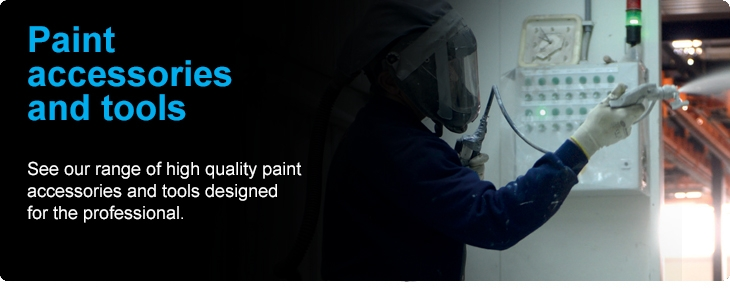Paint accessories and tools