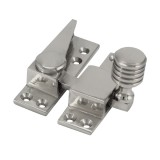 Straight Arm Sash Fastener - Chrome