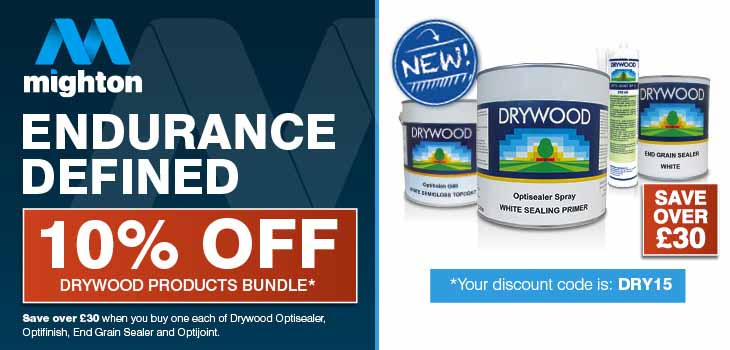 Drywood Coating Paint Offer