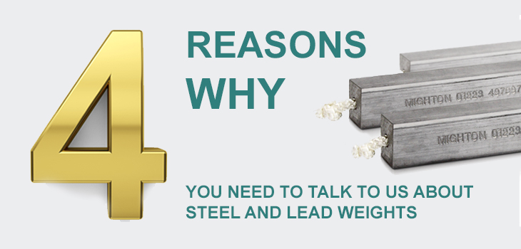 4 Reasons Weights