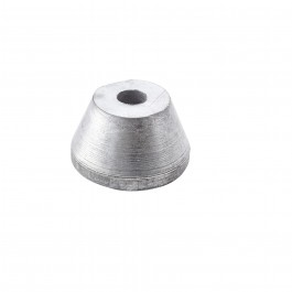 1 Lb Round Lead Deflector Weight (50mm Dia X 32mm Long)