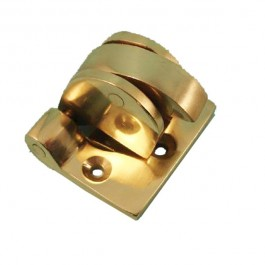 Heavy Duty Cord Clutch- Brass