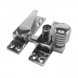 locking Straight Arm Sash Fastener Chrome
