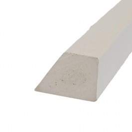 FSC® Certified MightyBead® Glazing Bead 16.6 X 12-  White