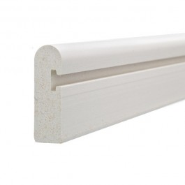 FSC® Certified MightyBead® Parting Bead 8x25 White