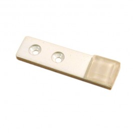 Mini Strike Plate - White