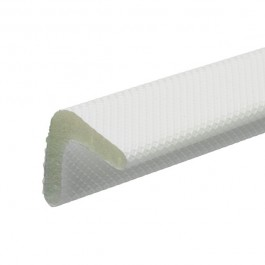Self Adhesive Ultraseal 'L'  9mm X 8.5mm X 25 Mtrs White