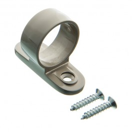 Plated Ring Pull Sash Lift - Satin Nickel screws