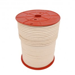 8mm Waxed Sash Cord - 100m Reel