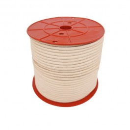 6mm Waxed Sash Cord - 50m Reel