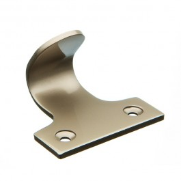 Solid Sash Lift - Satin Nickel Plated