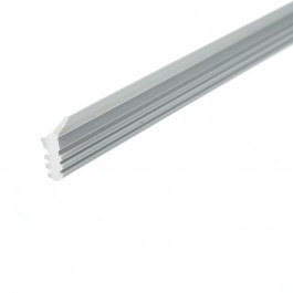 Standard Weatherstrip 2.4m Length White SWS