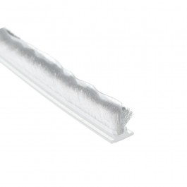 Brush Seal for Plastic Carriers 8.5mm 100m Coil close