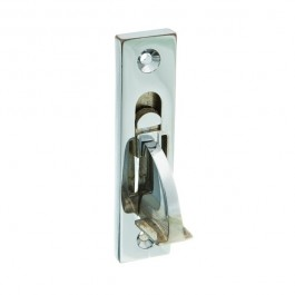 Weekes Stop - Square End - Chrome Plated