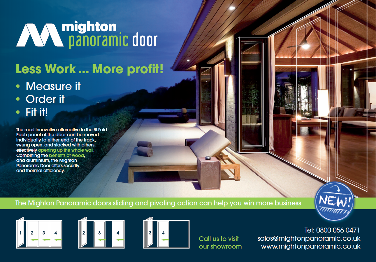 Bifold Door Alternatives Panoramic Just Add Profit The Innovative Alternative To Bi